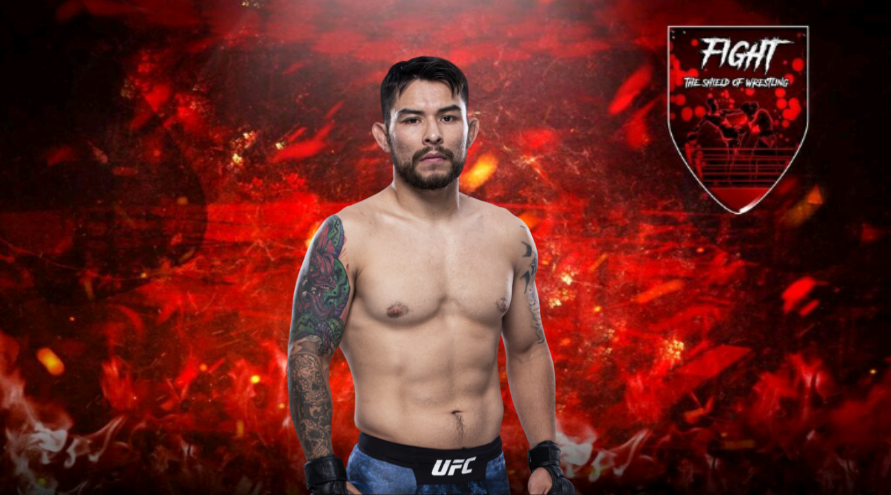 Ray Borg non supera il weigh-in per UFC Rio Rancho