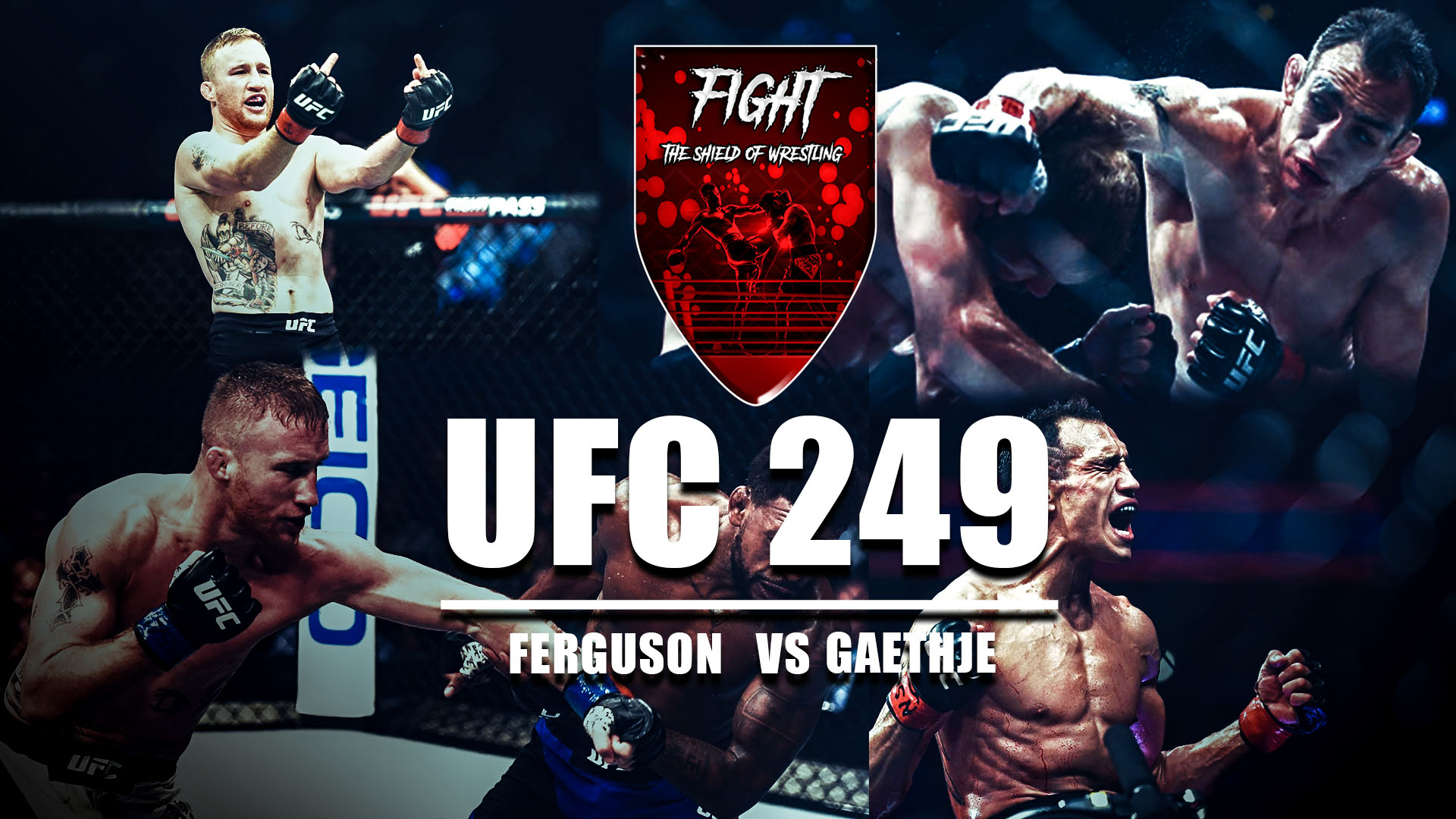 UFC 249: i video dal weigh-in