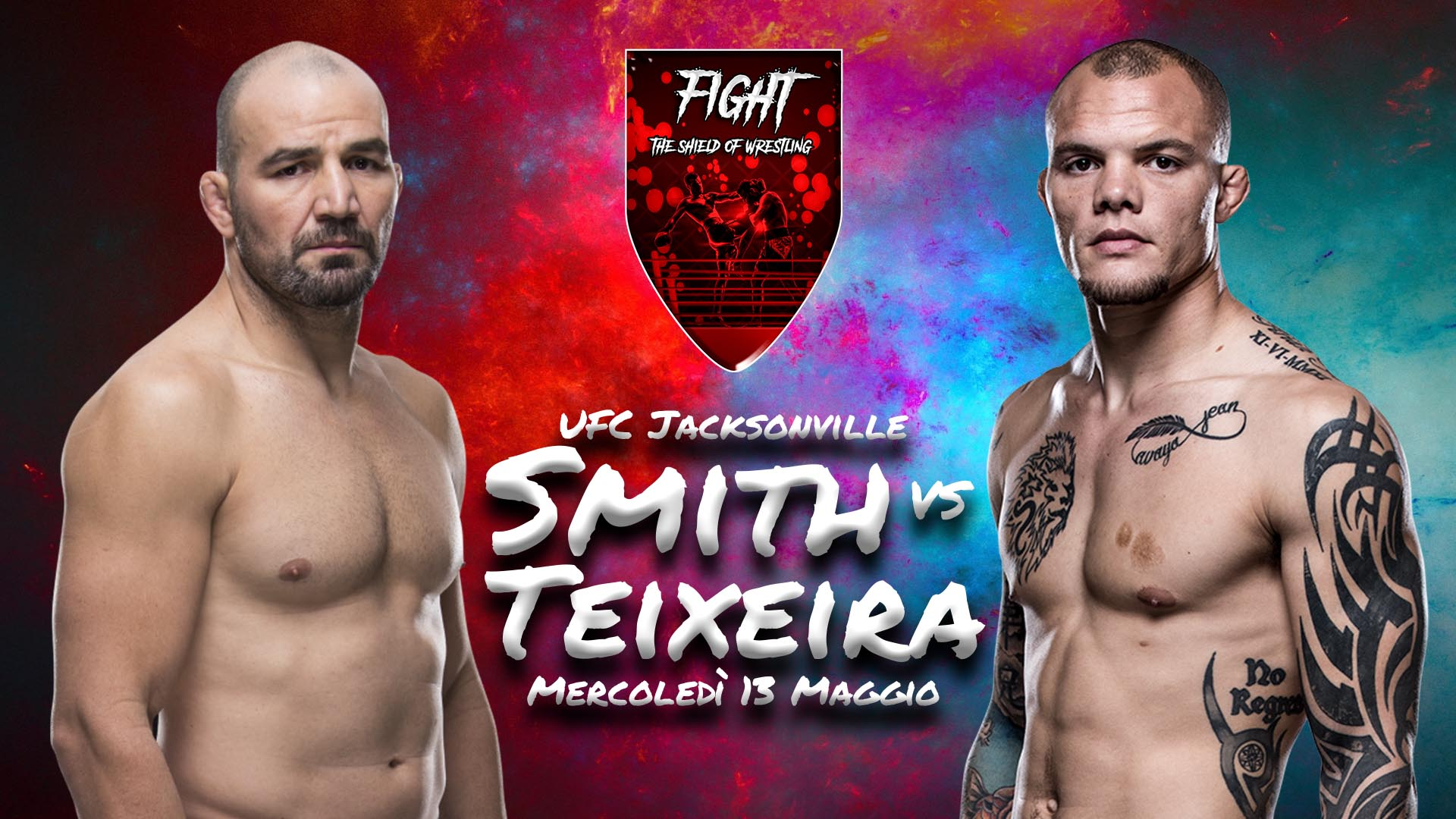 UFC Fight Night: Teixeira vs Smith risultati live