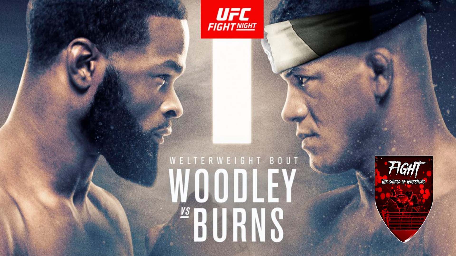Prelim Card Woodley Vs Burns - I Risultati