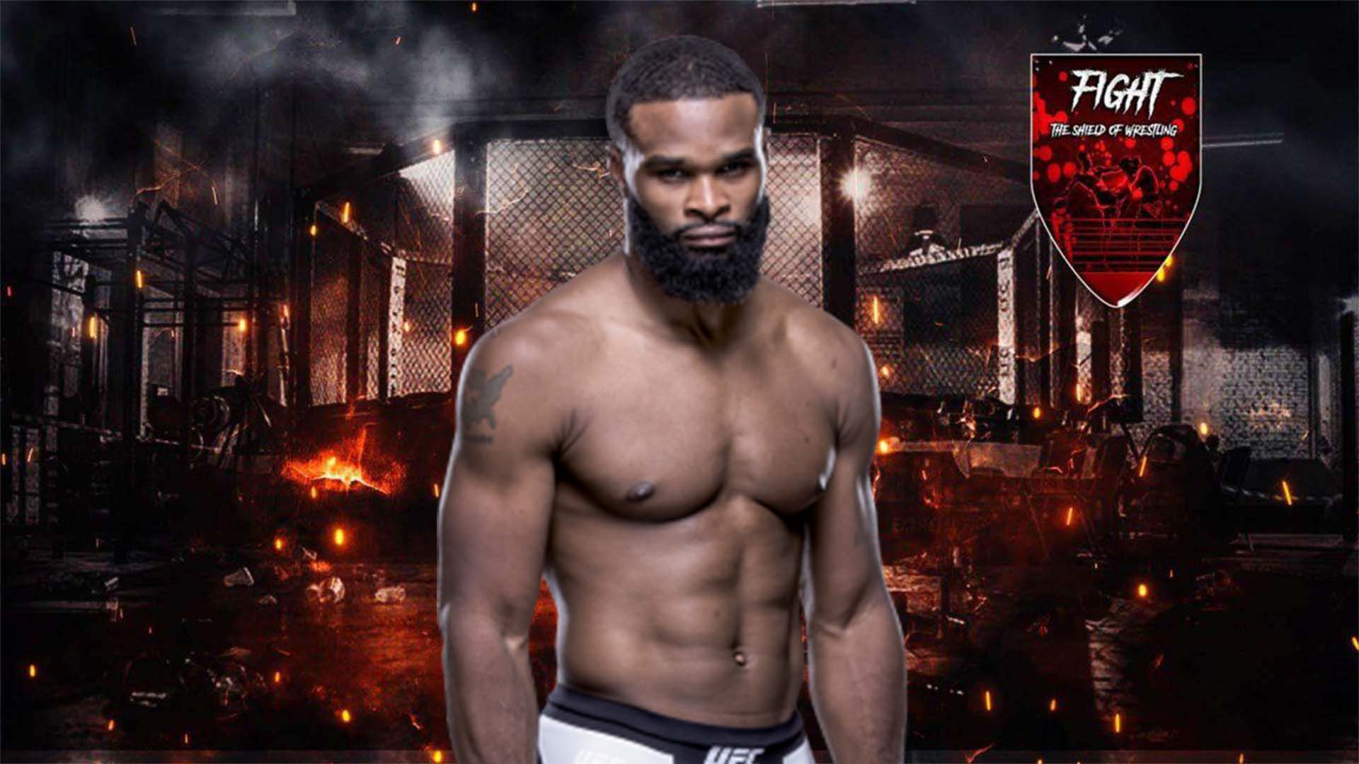 Tyron Woodley rimosso dal roster UFC