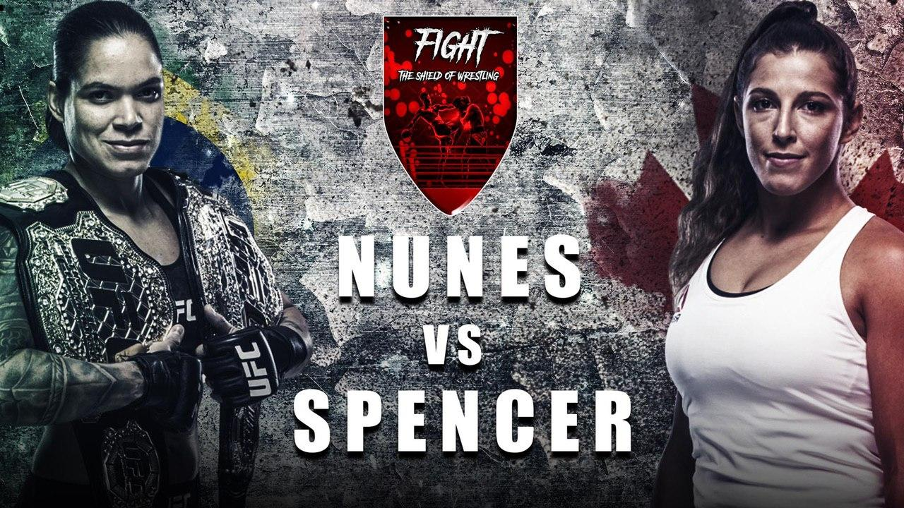 Preliminary Card Nunes vs Spencer - I Risultati