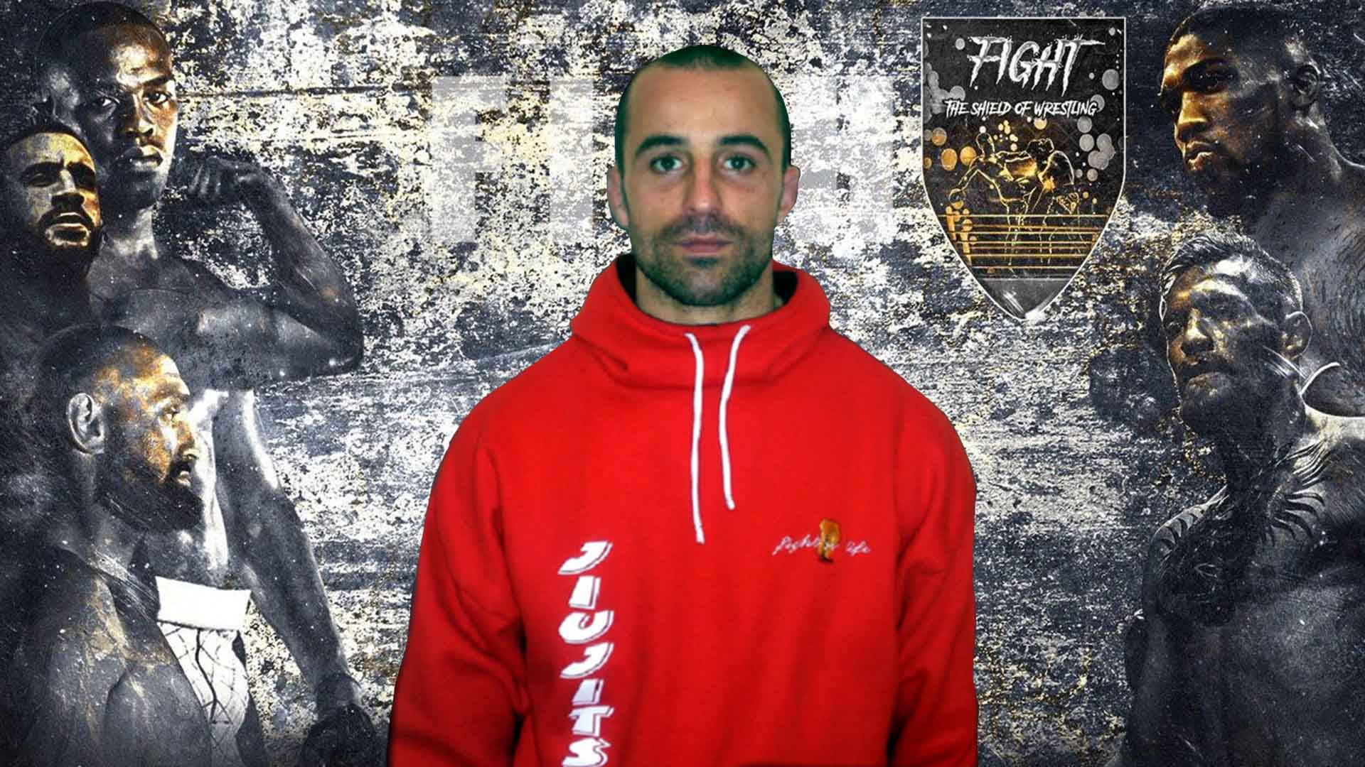 Alessio Di Liberti sarà all'ADCC European, Middle East & African Trial