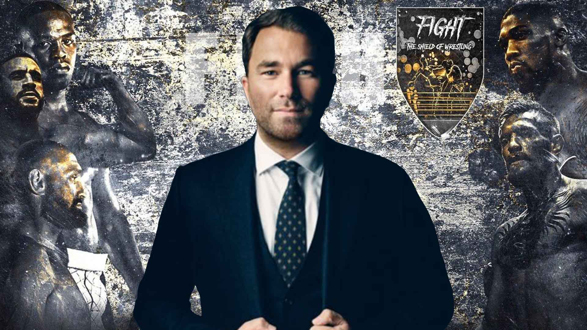 Tyson Fury vs Anthony Joshua: Eddie Hearn frena a causa di Deontay Wilder