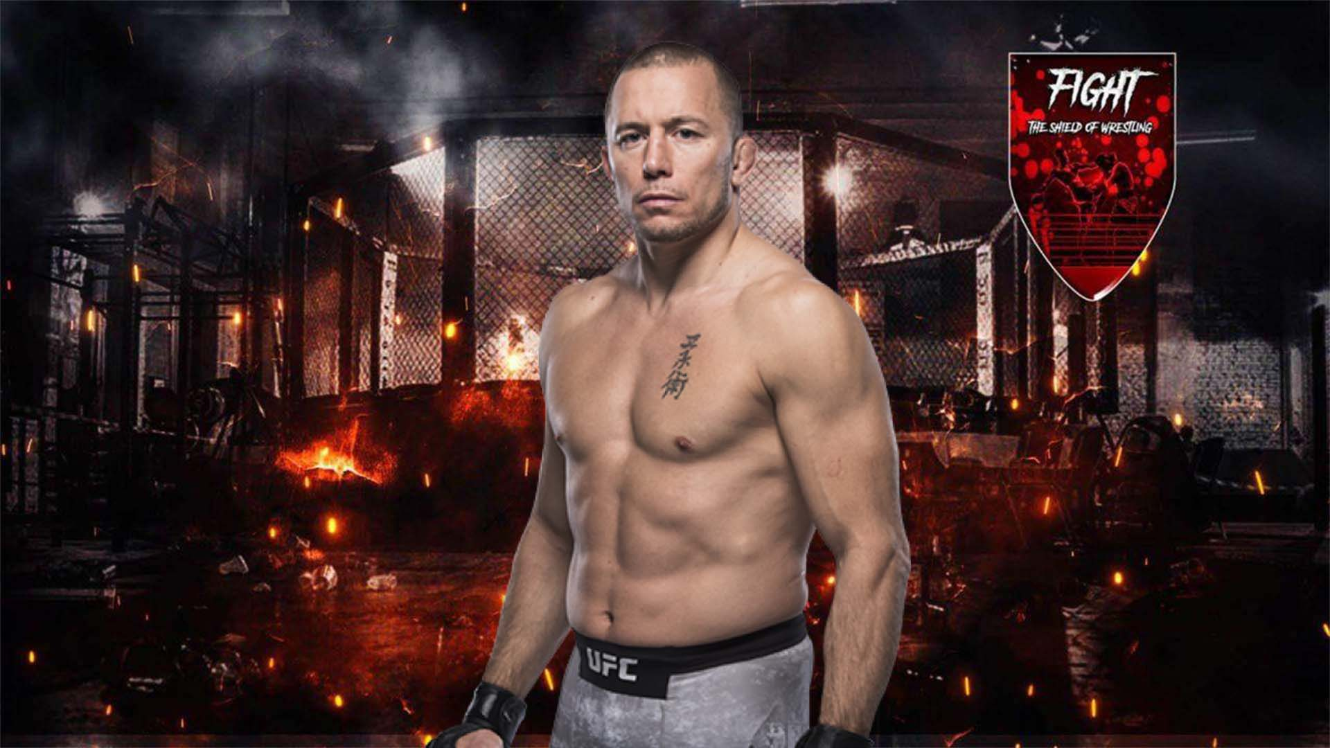 Georges St-Pierre: Odio combattere, ma amo vincere