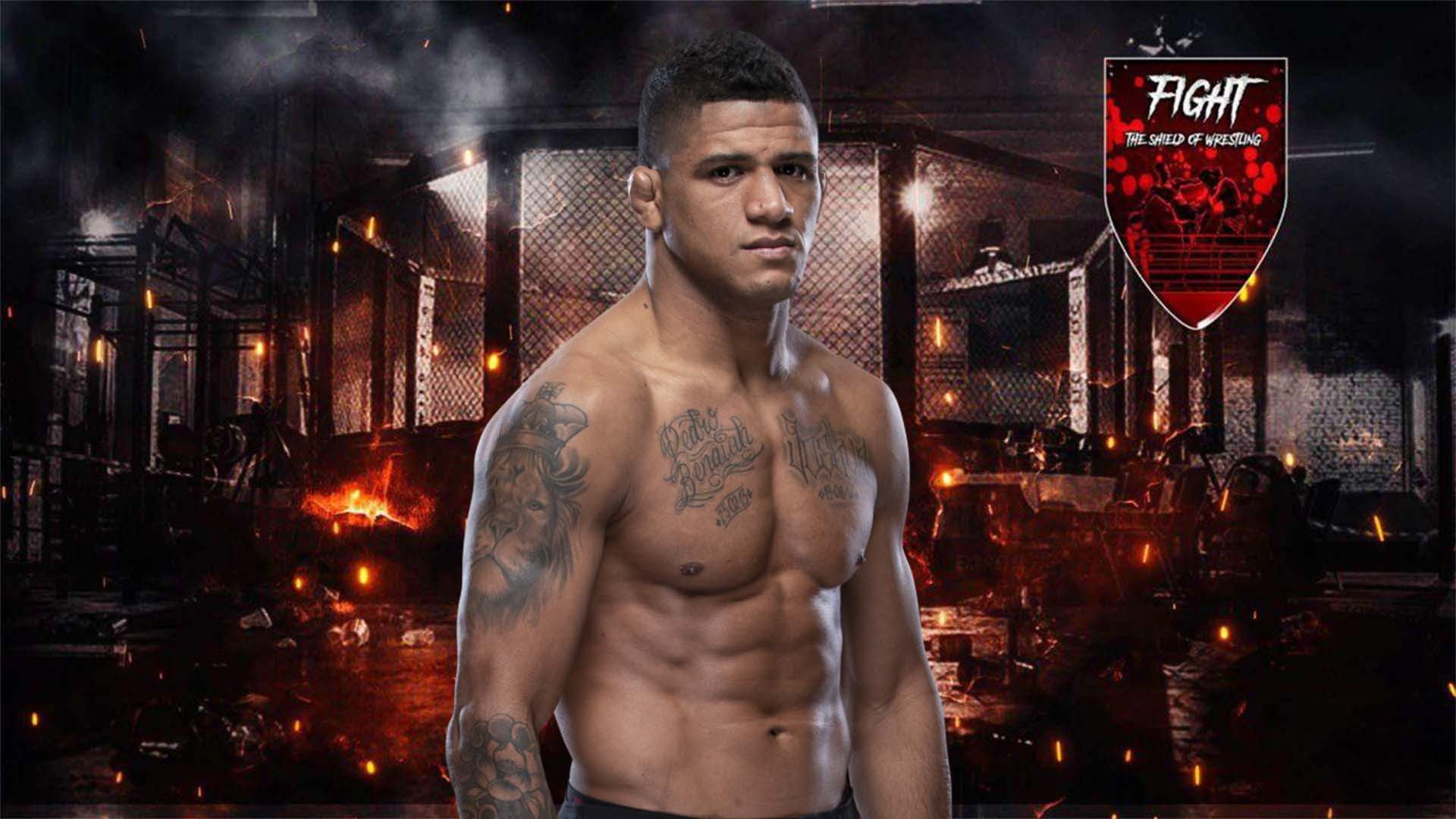 Gilbert Burns Vs Stephen Thompson in lavorazione