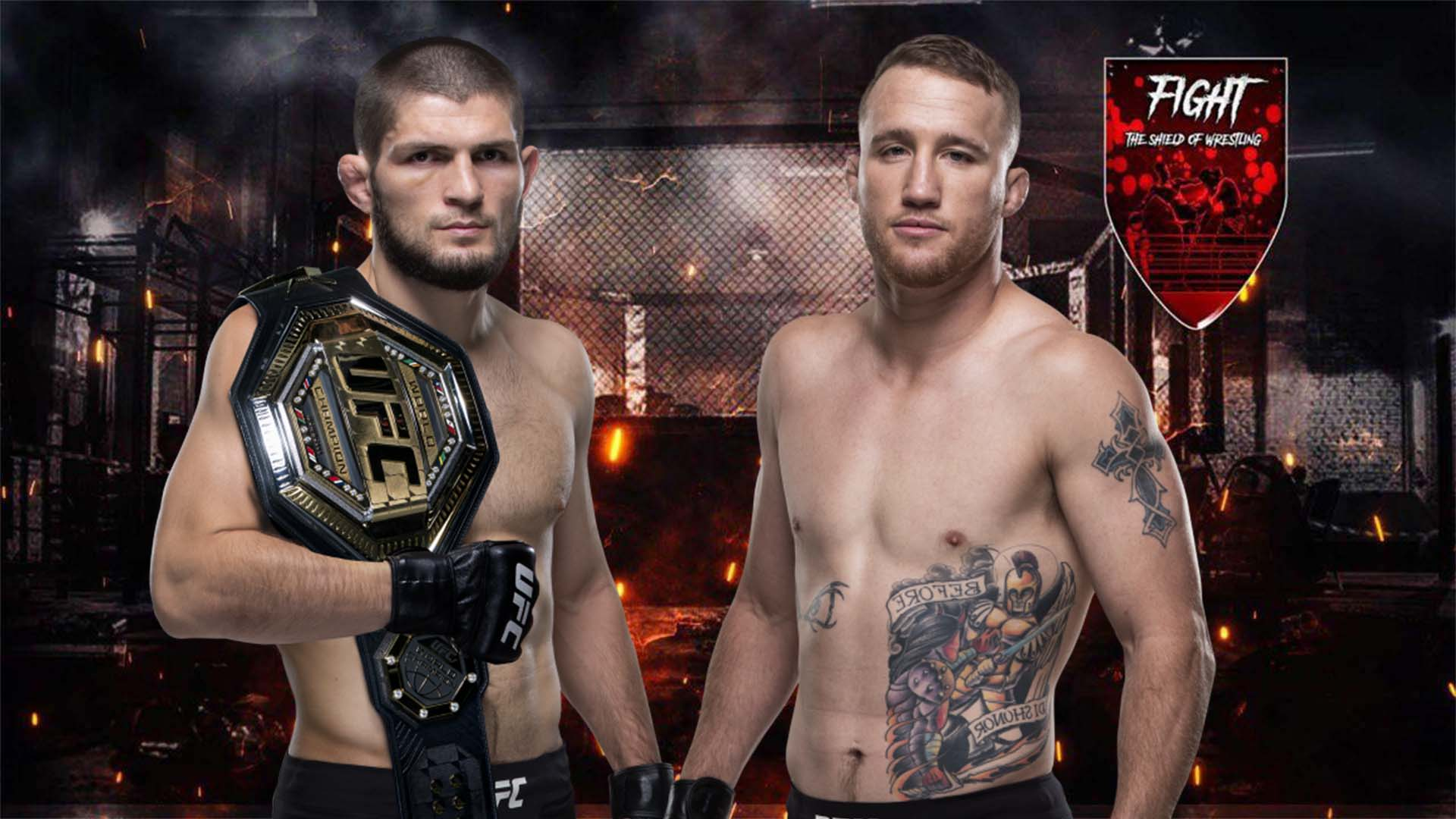 Khabib vs Gaethje: Dana White annuncia la data