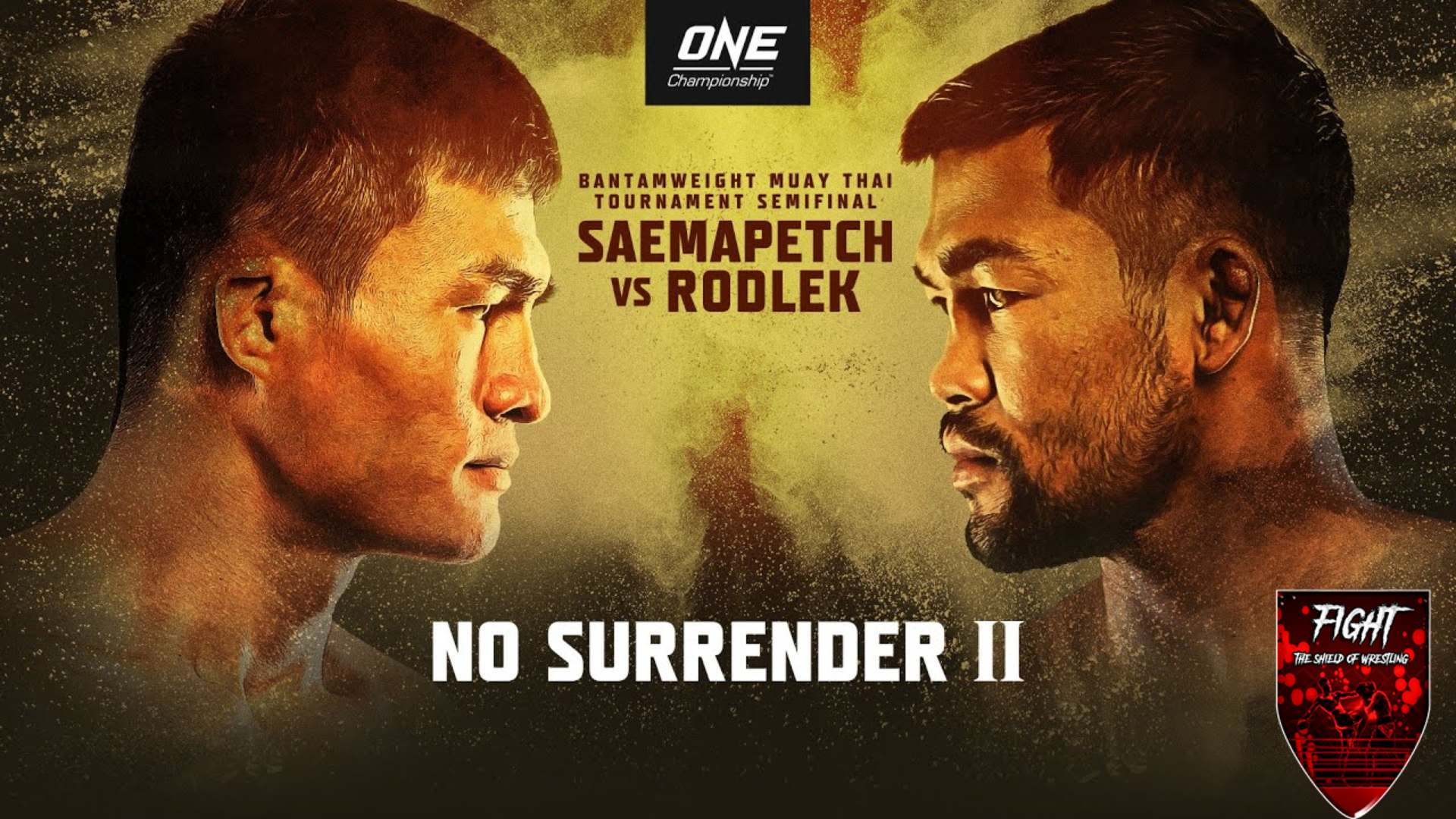 ONE: No Surrender 2 Live Report
