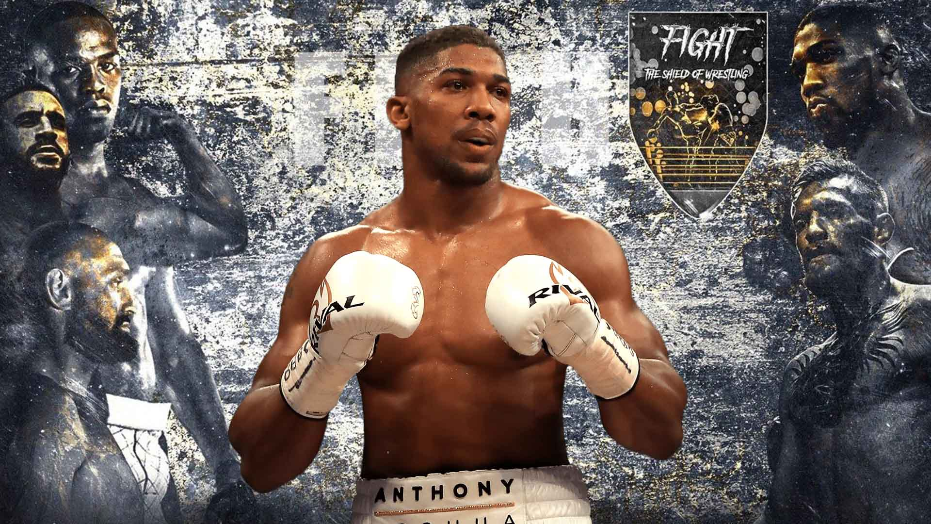 Anthony Joshua: la reazione al video di Tyson Fury sovrappeso