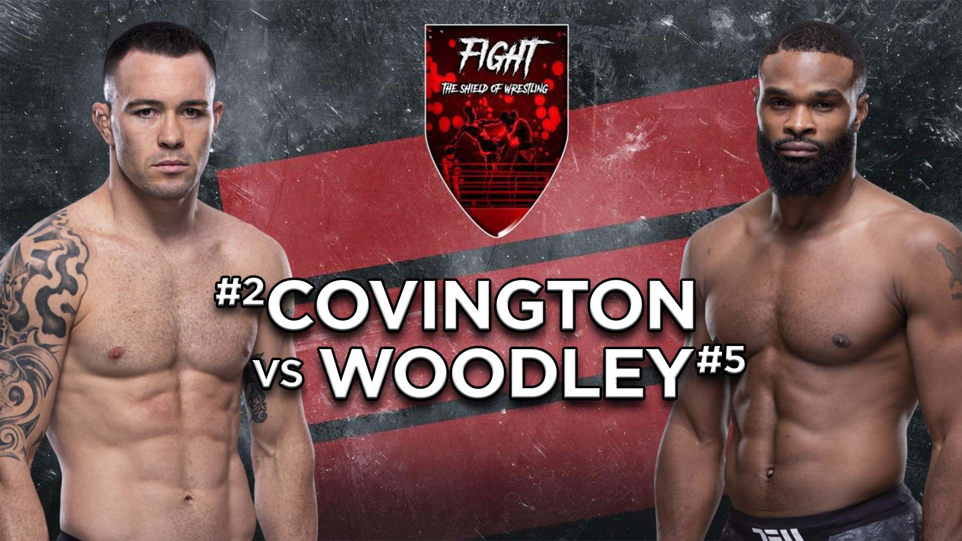 Covington vs Woodley: chi ha vinto il match?