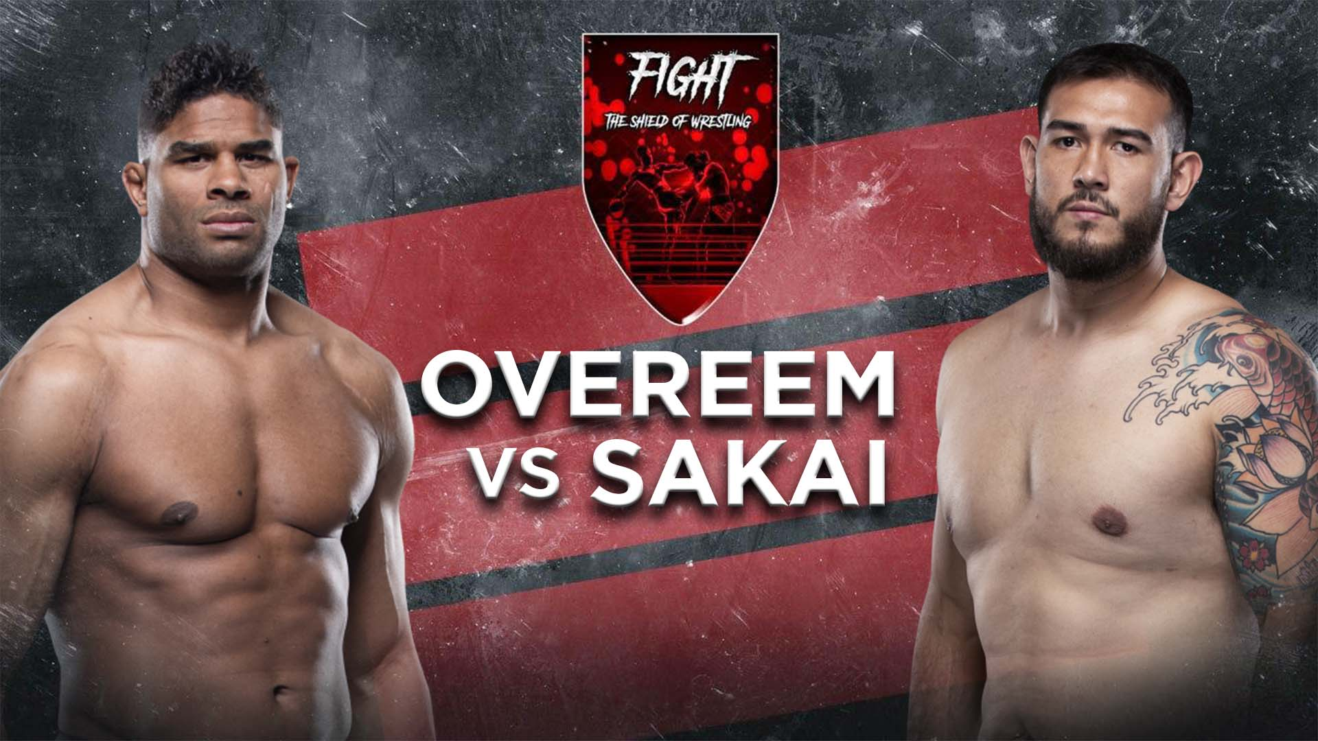 Overeem vs Sakai: Le reazioni dei fighters