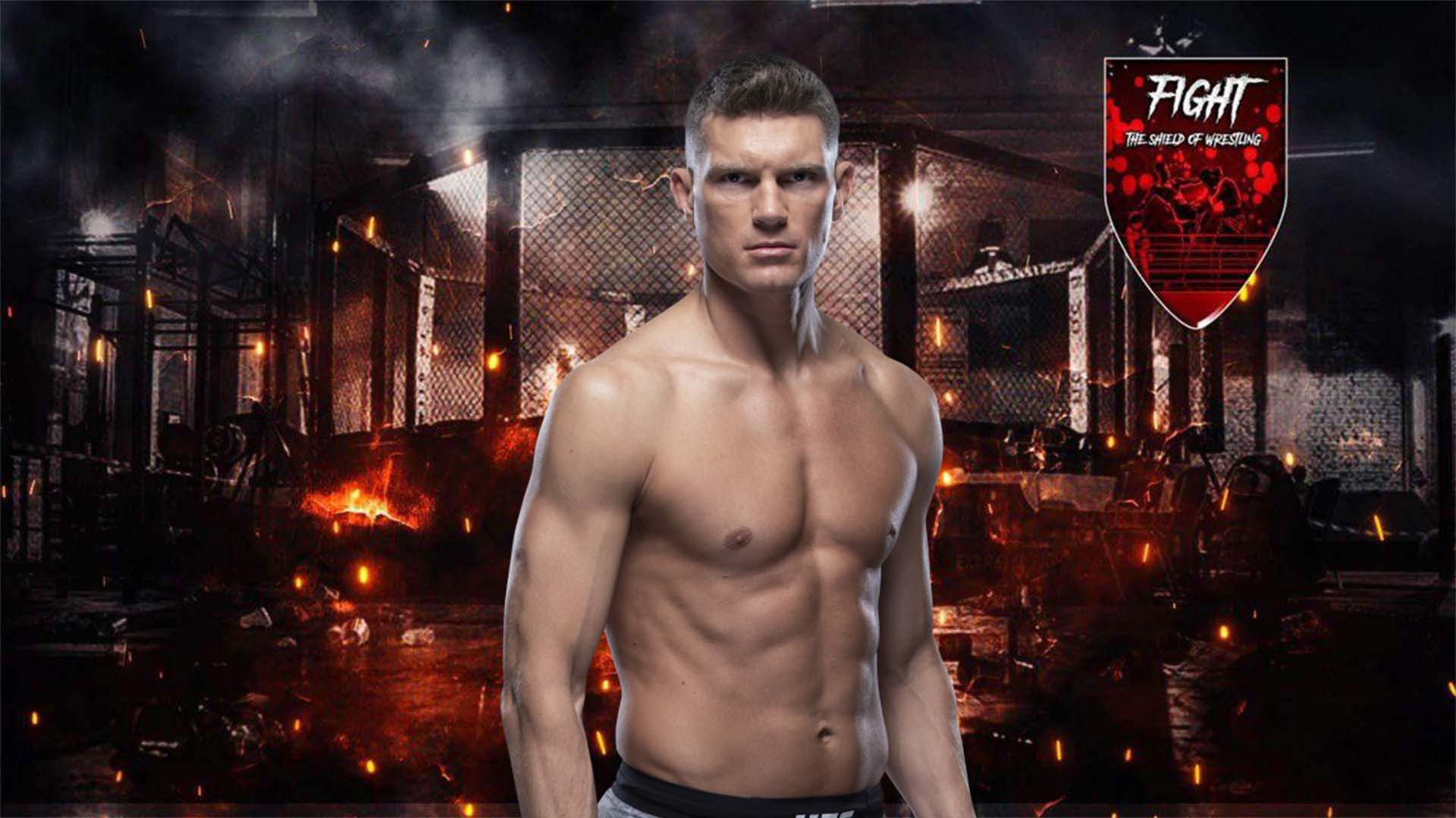 Stephen Thompson punta Colby Covington