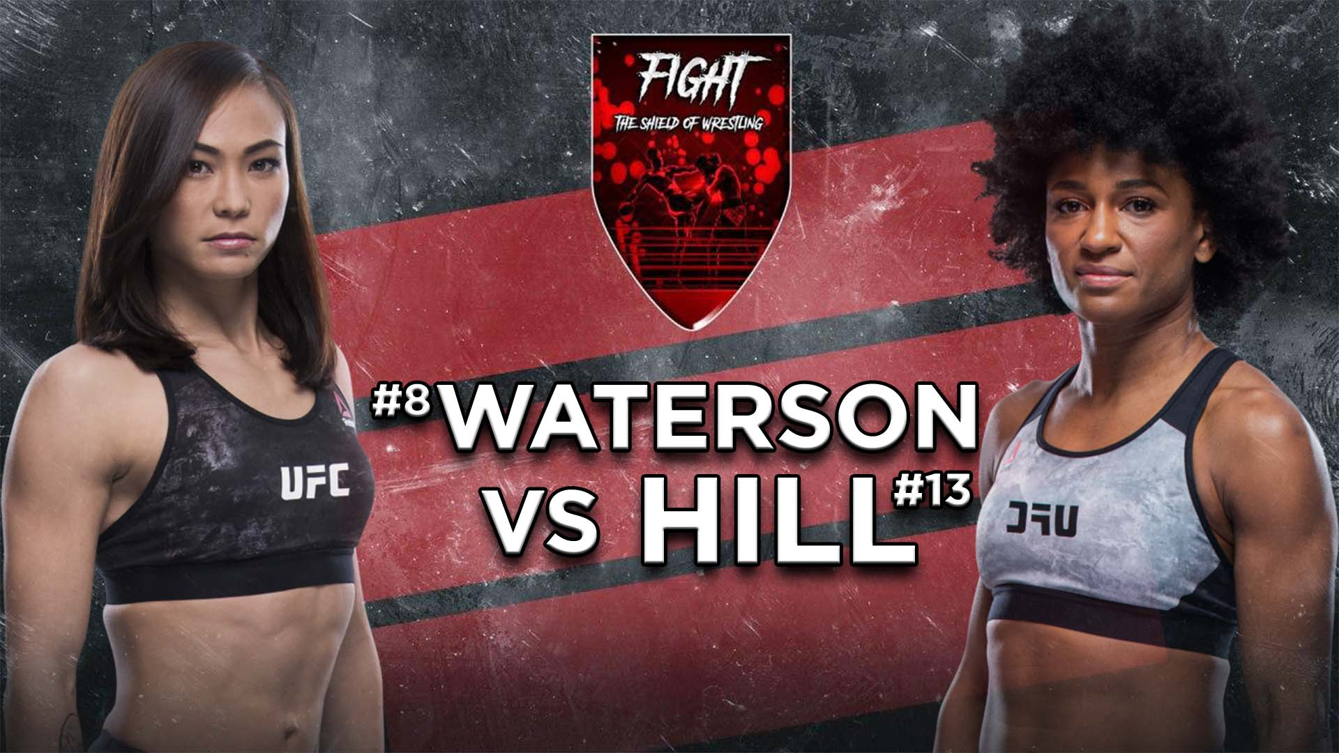 UFC Fight Night: Waterson vs Hill Preview