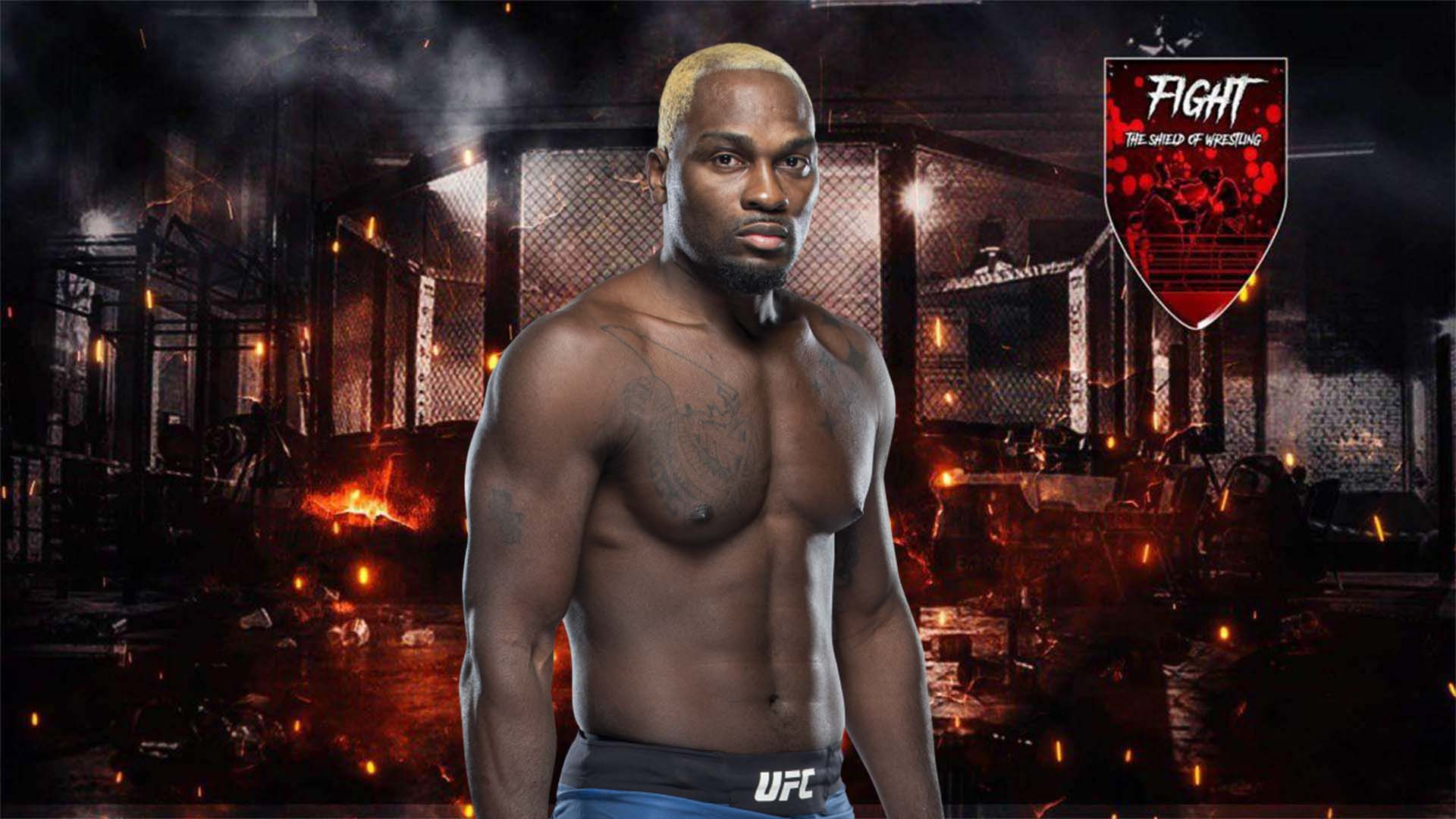 Derek Brunson manda un messaggio a Kevin Holland prima di UFC on ESPN 21