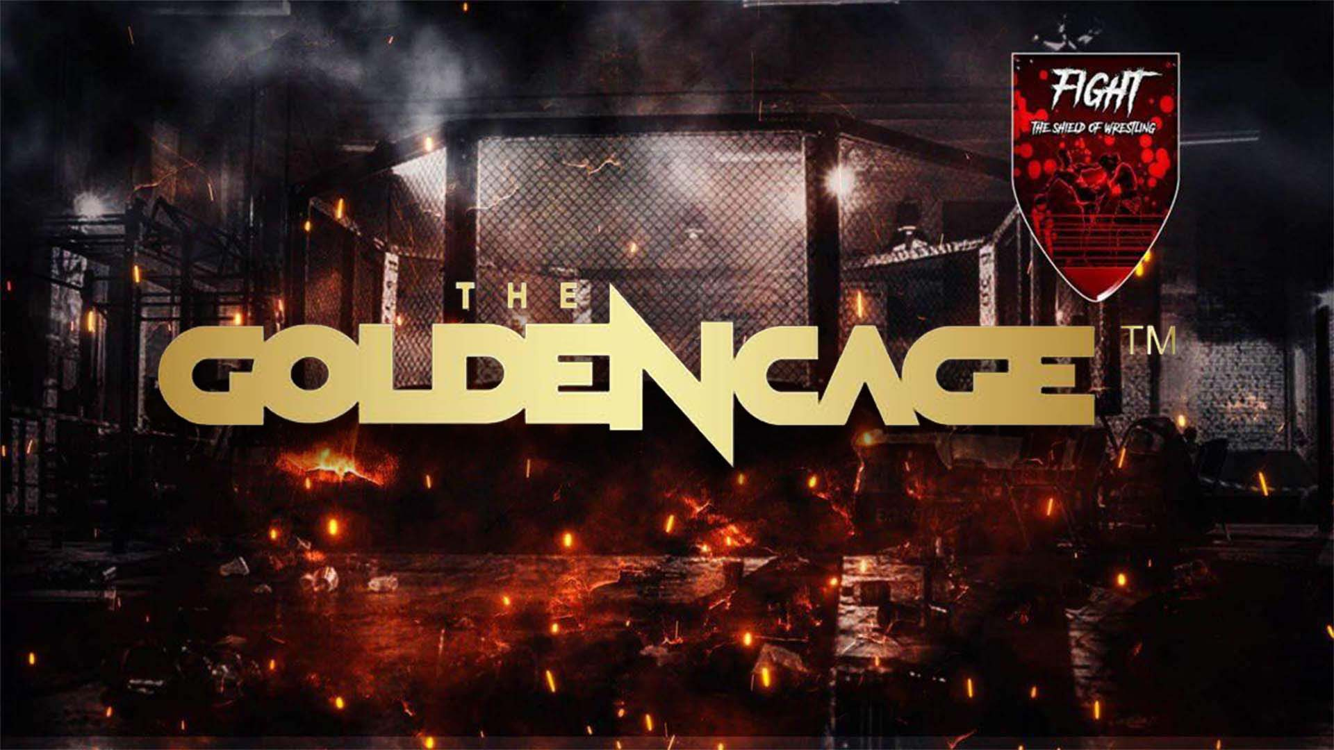 The Golden Cage 3: card dell'evento