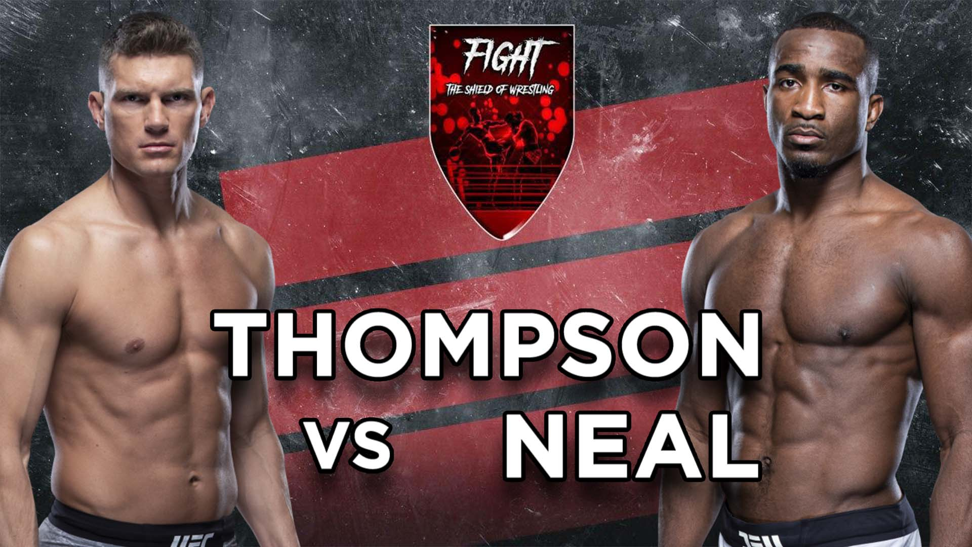 Anteprima UFC Fight Night: Thompson vs Neal - Card completa