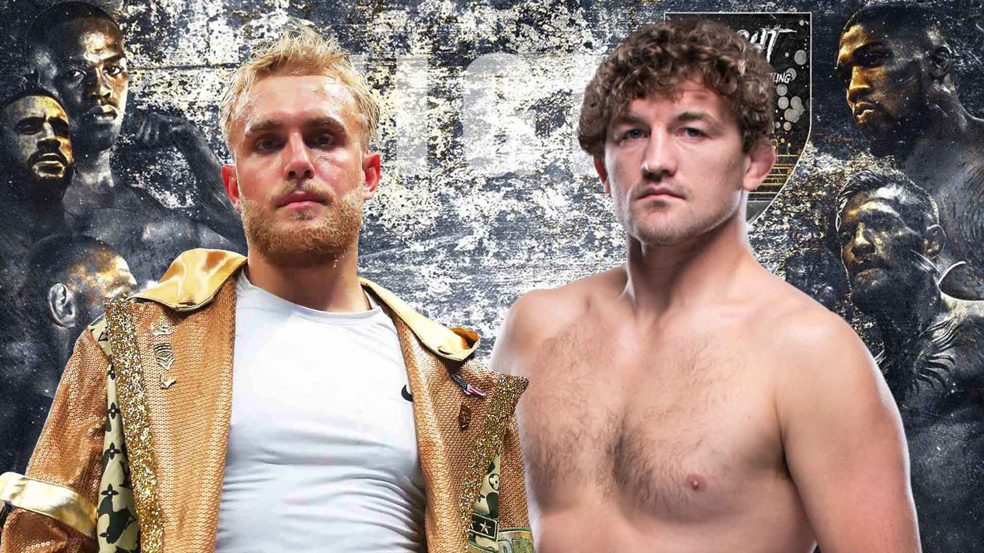 Jake Paul vs Ben Askren: match ufficiale