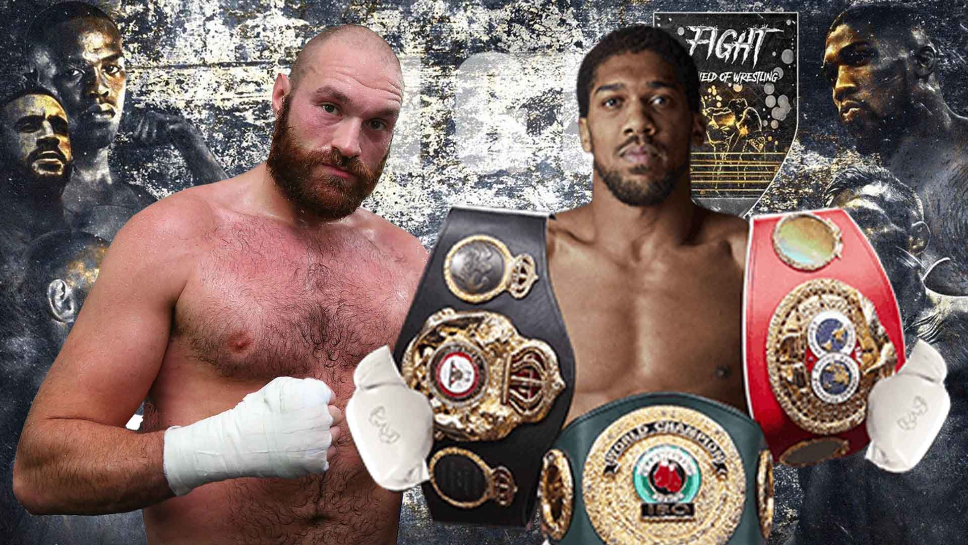 Anthony Joshua vs Tyson Fury si terrà in Arabia Saudita