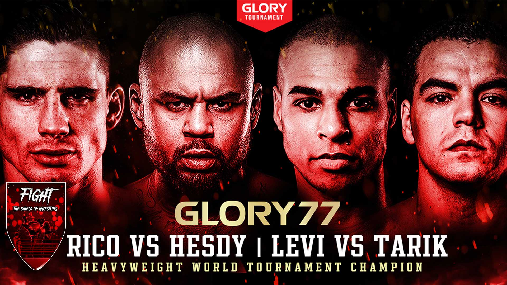 GLORY 77: chi ha vinto l'Heavyweight Tournament?