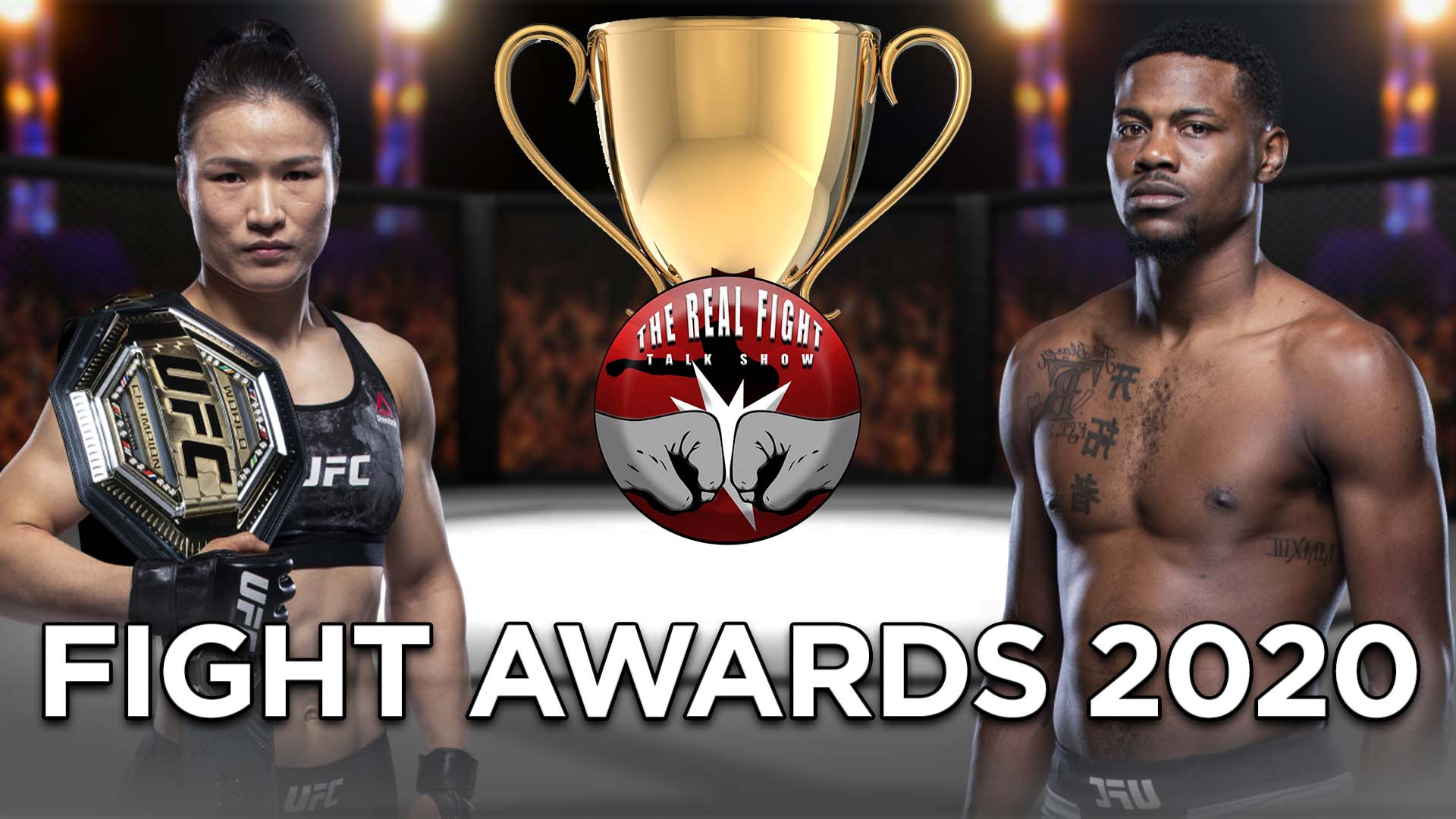 Fight Awards 2020 - The Real FIGHT Talk Show