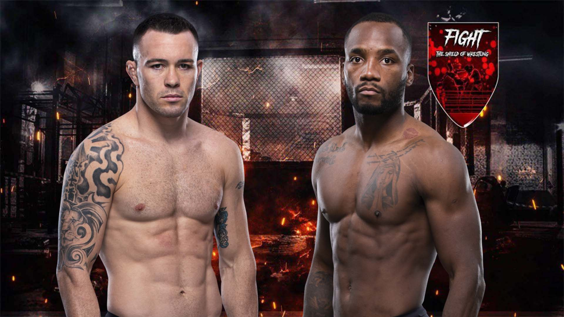 Colby Covington vs Leon Edwards in lavorazione per UFC Fight Night 187
