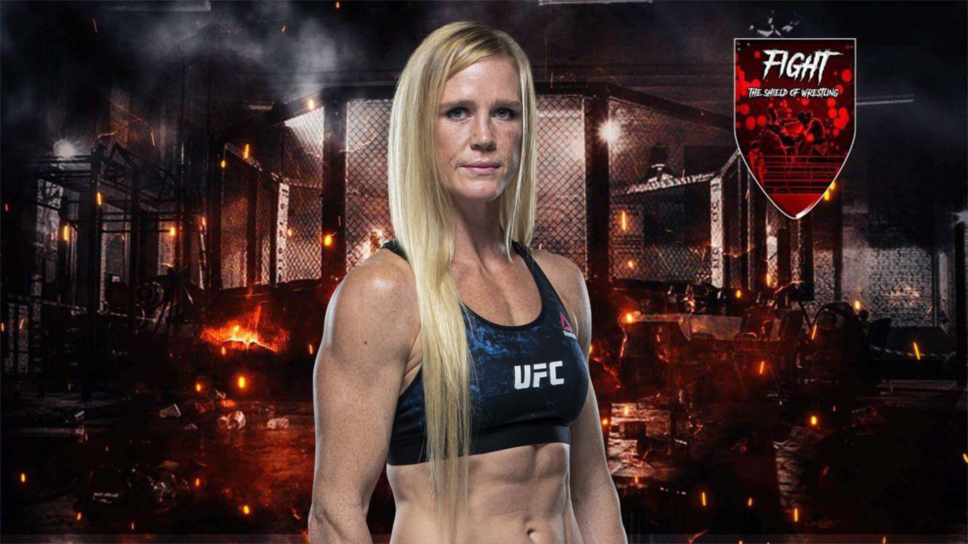 Holly Holm spera di ottenere un'altra title shot