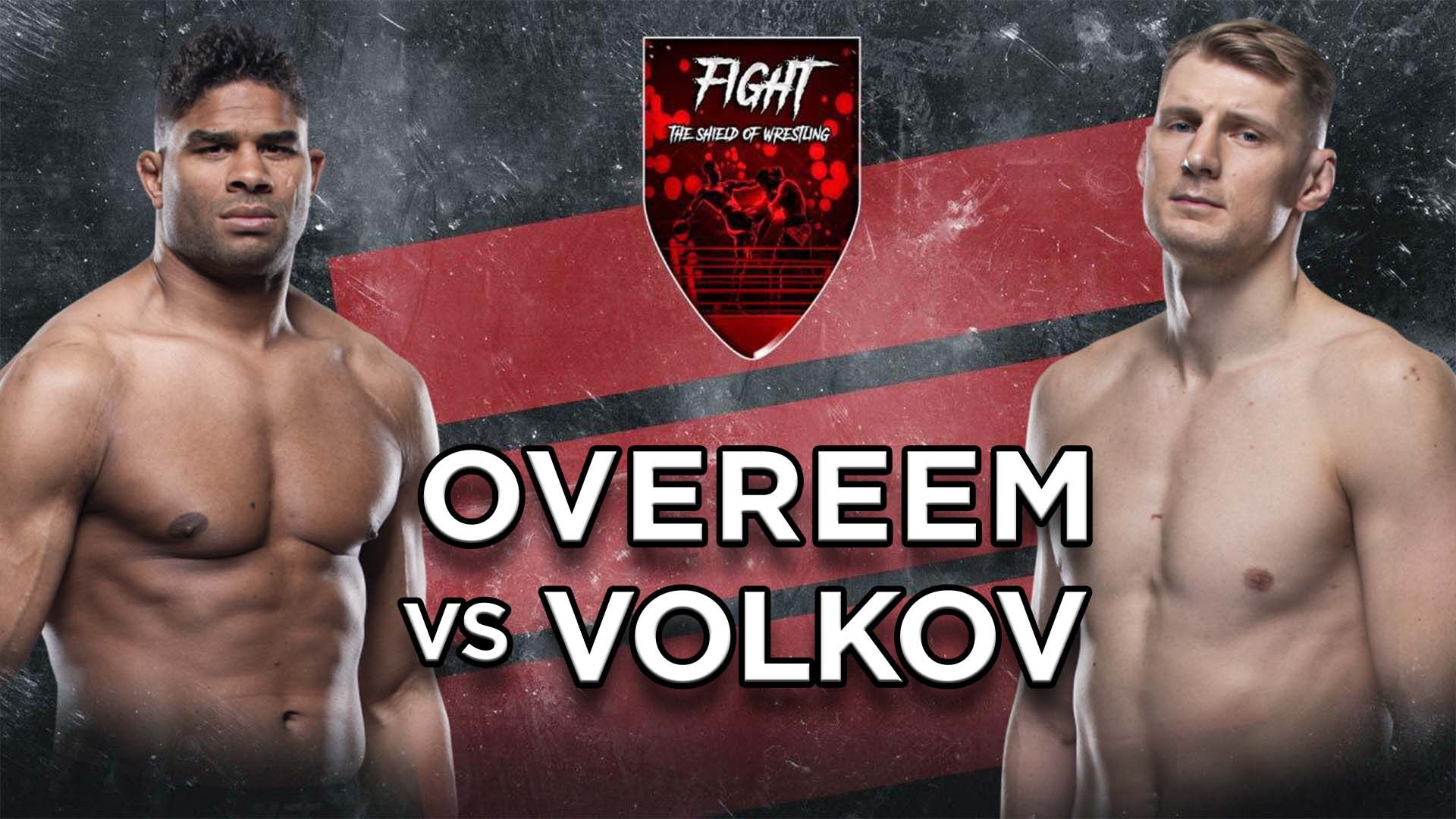 Anteprima UFC Fight Night: Overeem vs Volkov - card completa