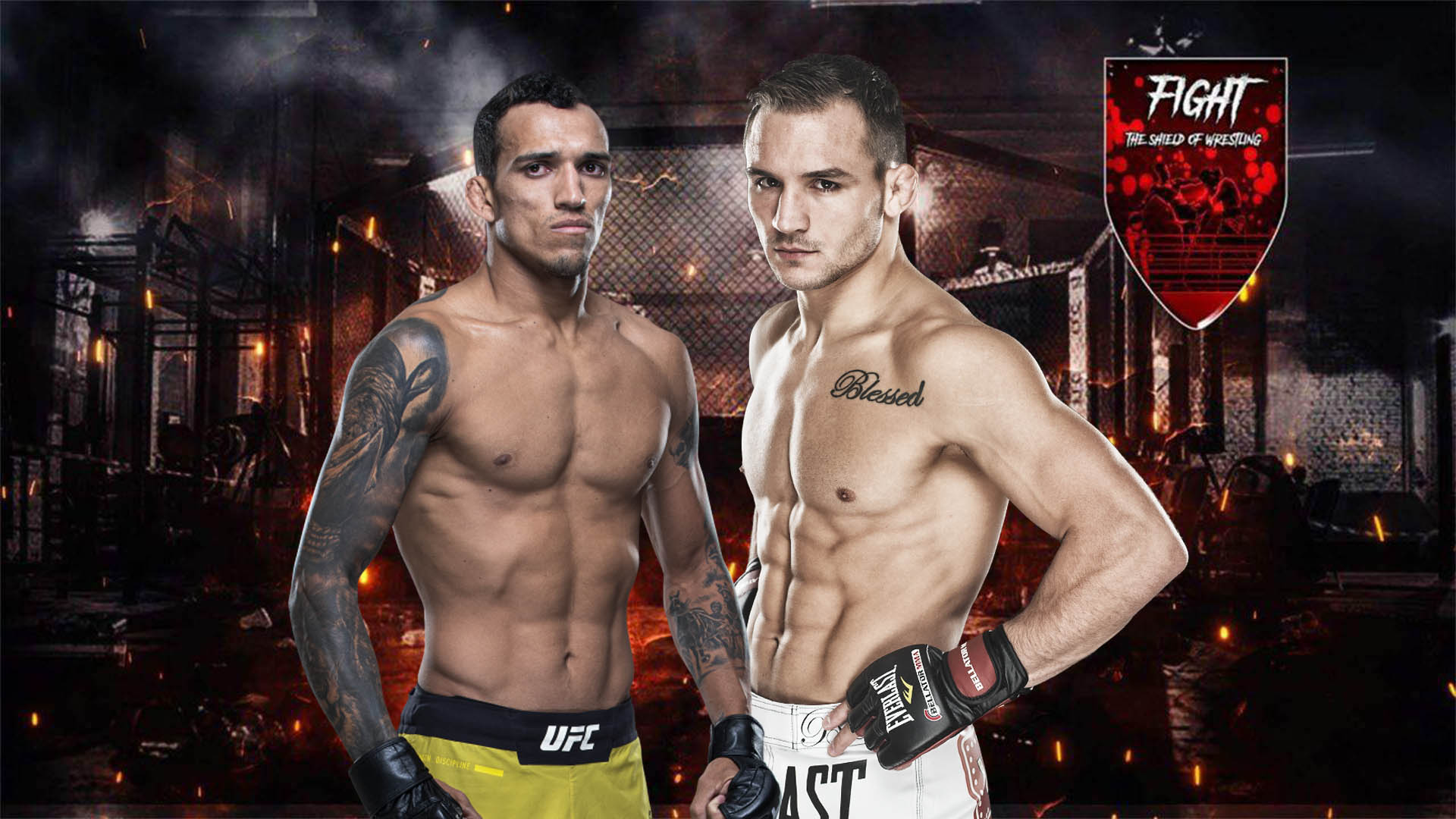 Charles Oliveira Vs Michael Chandler ufficiale per UFC 262