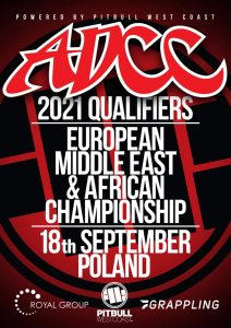 ADCC European, Middle East & African Trial